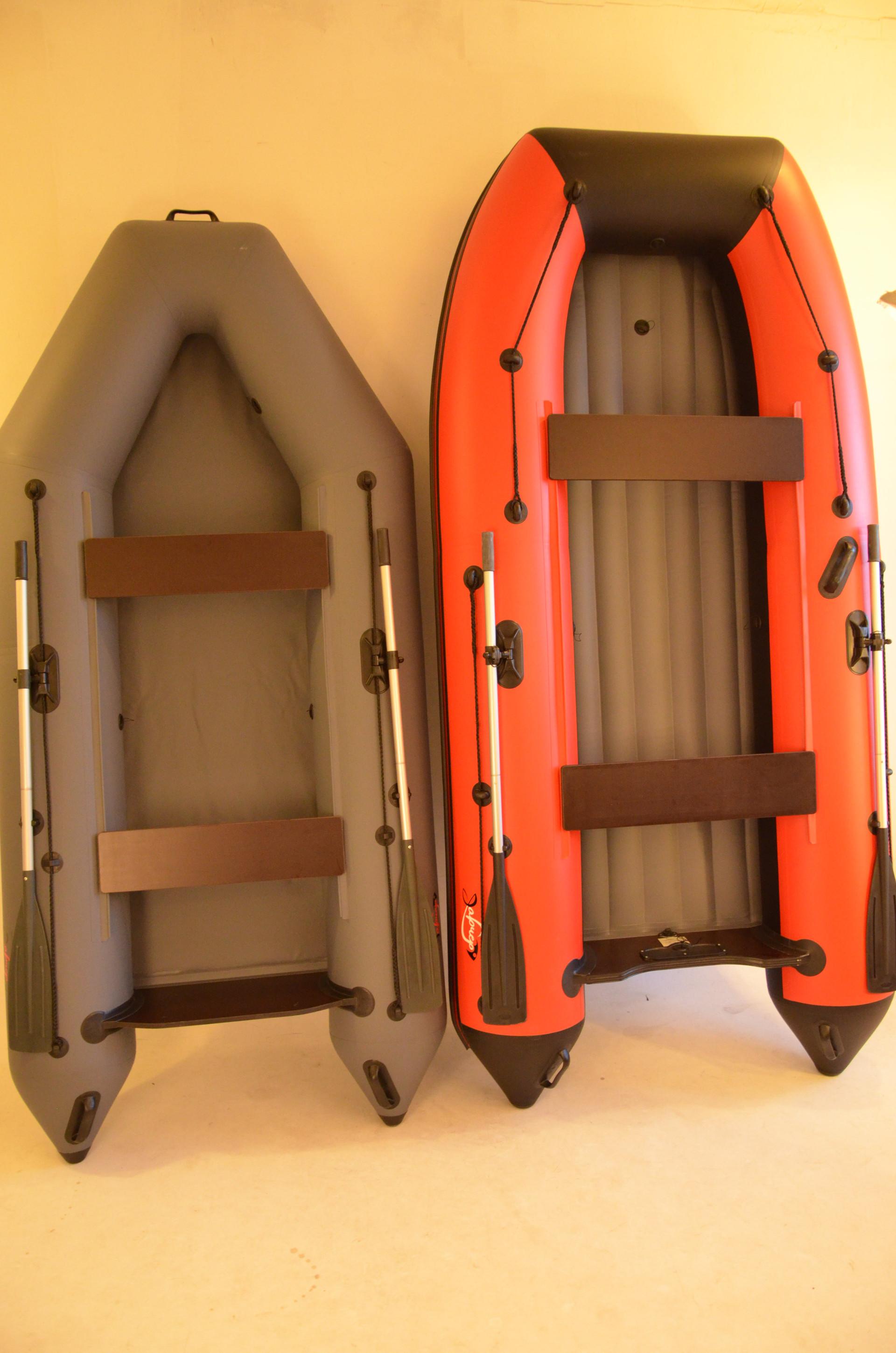 Фото лодки ПВХ Арчер