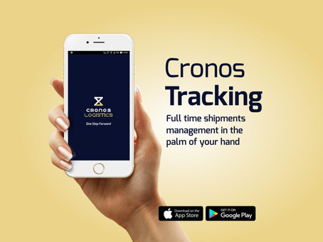 Meet the new Cronos Tracking App!