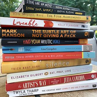 Studio Feron favorite books