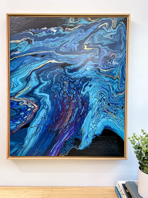 Big Blue - 20x24