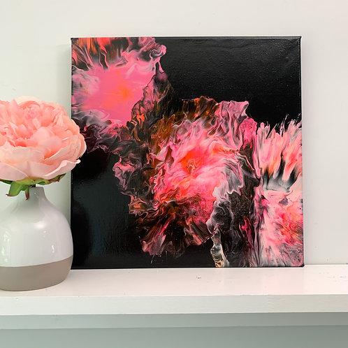 Bloom Pink (12x12)