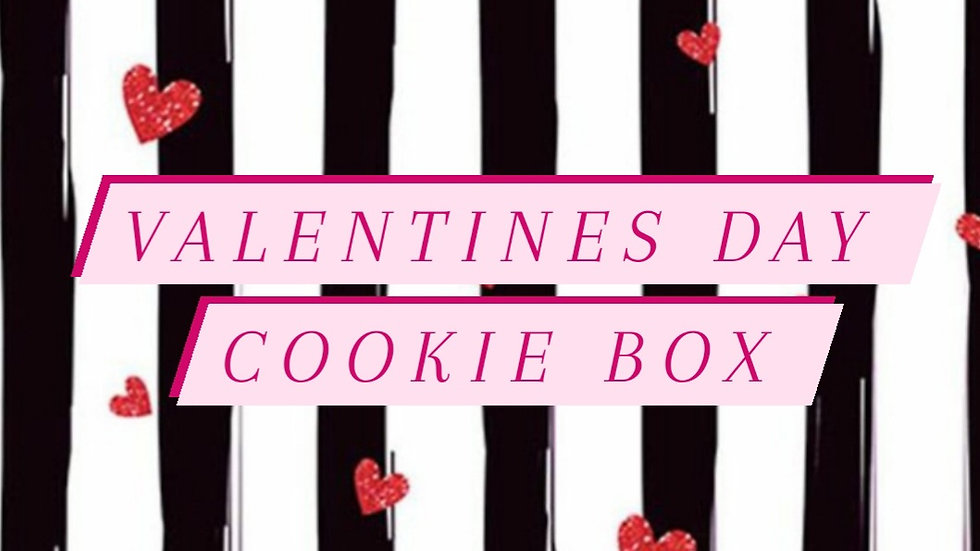 Cupids Box * Pre order for valentines day