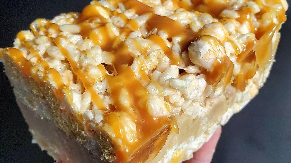 Caramel Corn Pops Cereal Doh Bar