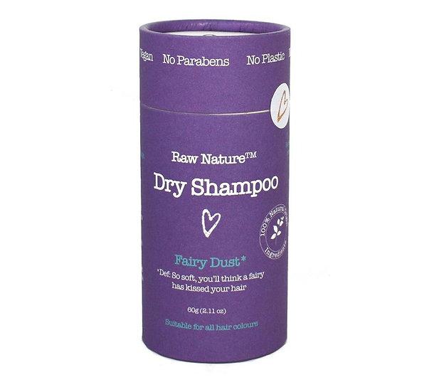 Raw Nature Dry Shampoo - Fairy Dust