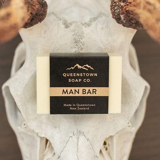 Queenstown Soap - Man Bar