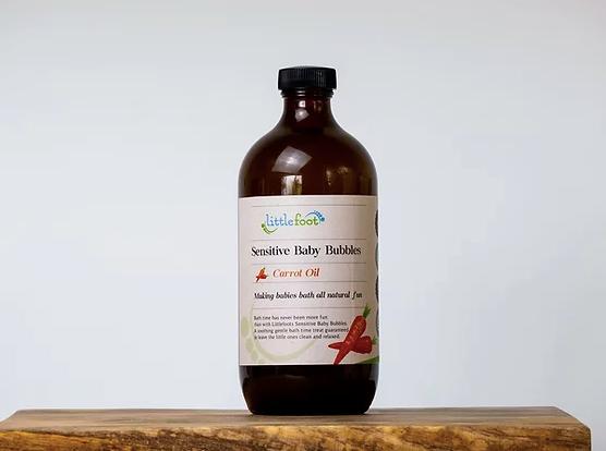 Littlefoot - Sensitive Baby Bubble  (Carrot Oil)