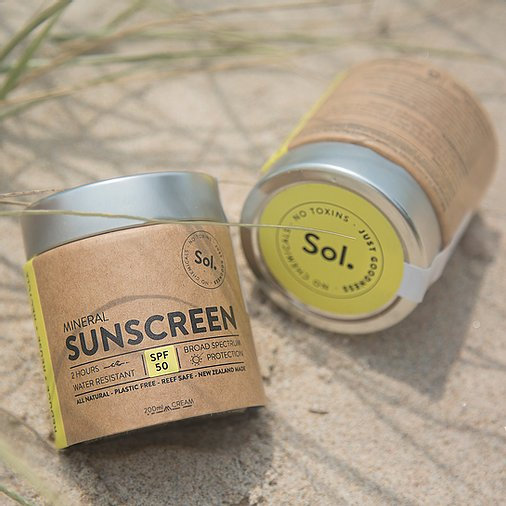 Sol. Mineral Sunscreen
