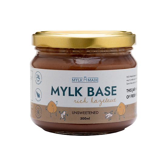 Rich Hazlenut Mylk Base