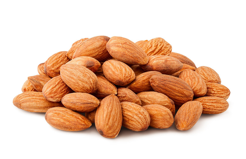 Almonds - Natural