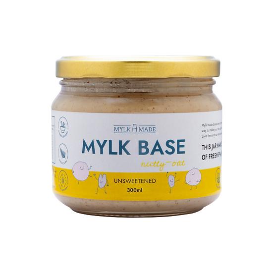 Nutty Oat Mylk Base