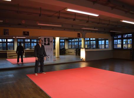 Wir ziehen um! Neue Trainingsräume in der Erlanger Straße 15 in Eckental!