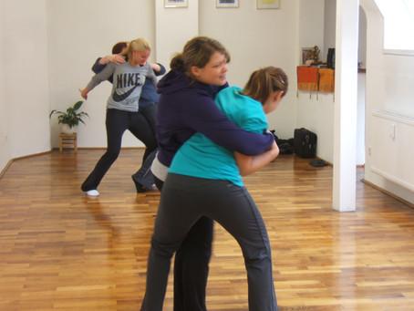 Selbstverteidgungs-Seminar für Frauen in Erlangen am 14.04.2012