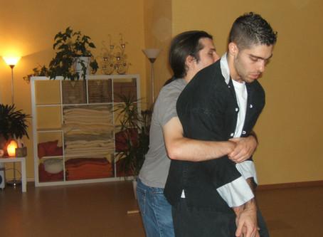 Selbstverteidgungs-Seminar für Blinde und Sehbehinderte in Fürth am 17.11.2012