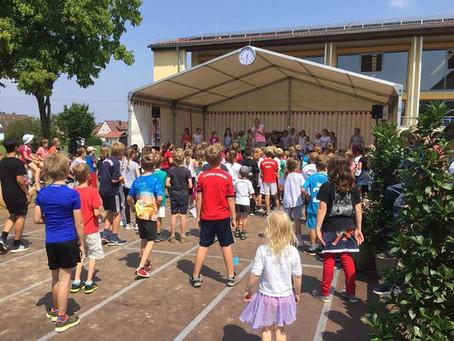 Tag der Kleinen Forscher 2018 - Grundschule Bubenreuth
