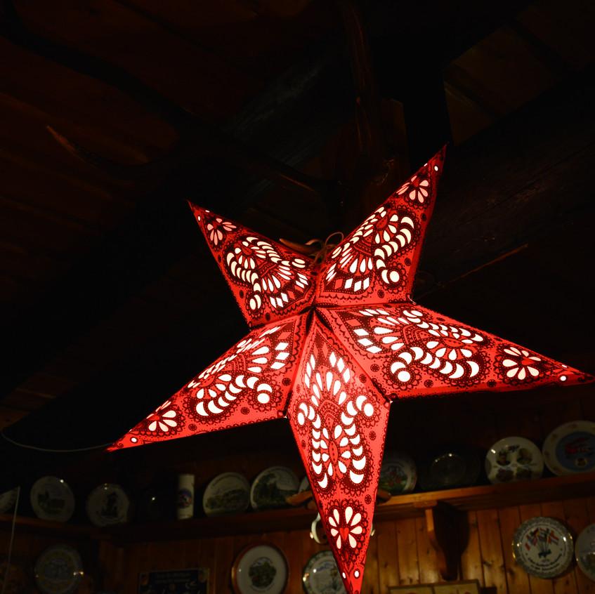Weihnachtsfeier Knockhütte 2016