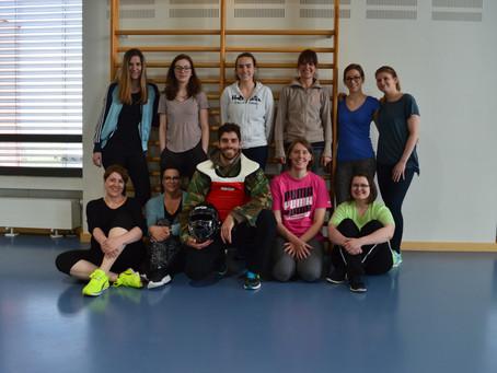 Selbstverteidigung für Frauen in Uttenreuth