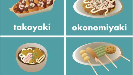 Cultural history of Osaka: food