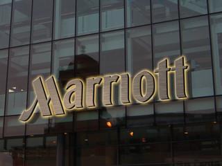 Marriott hotel, Minsk vizualinis identitetas