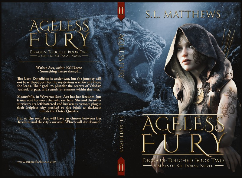 Ageless Fury Cover Example