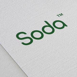 SODA logotipas