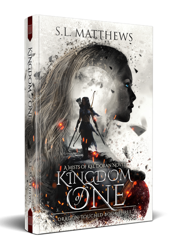 Dragon-Touched Book Three: Kingdom of One
