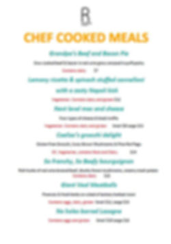 Chef Cooked Meals Delivery March 2020.JP