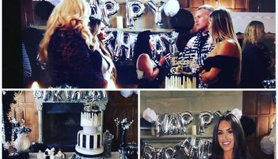 TOWIE cake pops