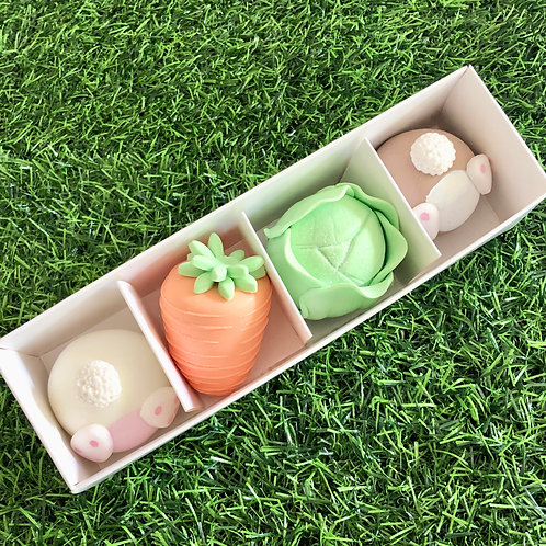 Easter Cake Ball Gift Box