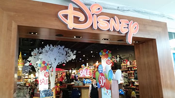 Florida Mall Disney Store