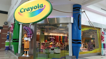 Crayola Experience Florida Mall