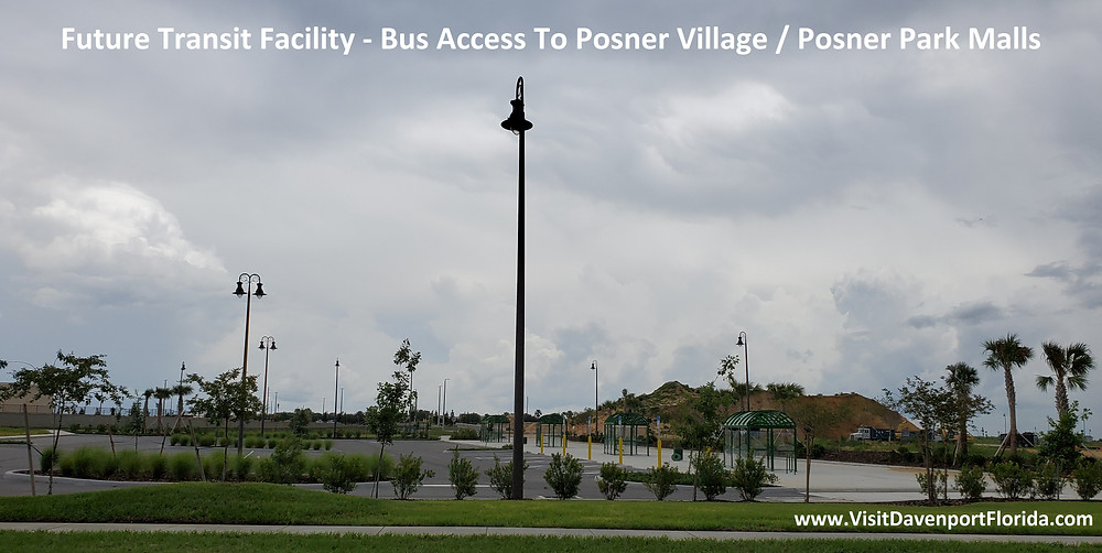 Mall Access Posner Village Bus