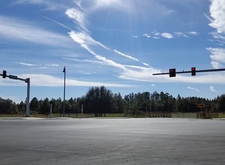 New Davenport Fl Road Ernie Caldwell Boulevard Opens