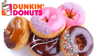 New Dunkin Donuts Davenport Florida - Hot Coffee & Breakfast
