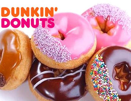 New Dunkin Donuts Davenport Florida - Hot Coffee & Breakfast