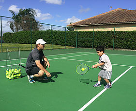 Enjoy Pro Tennis Lessons in Davenport Florida - Now Enrolling Summer Classes!