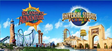Universal Studios Florida - Islands of Adventure