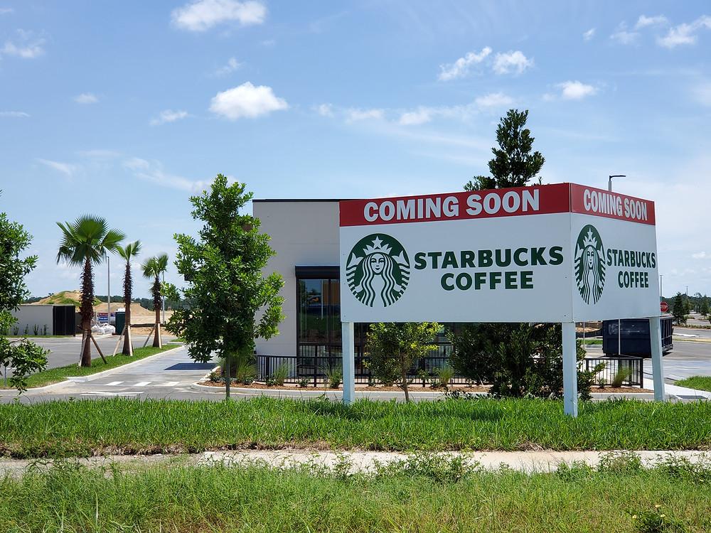 Posner Park Starbucks