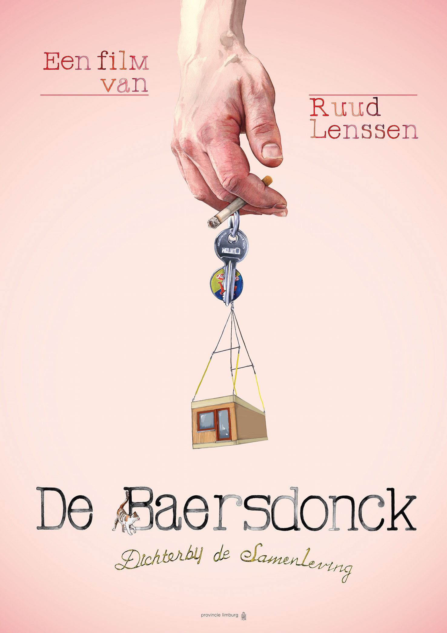 De Baersdonck poster
