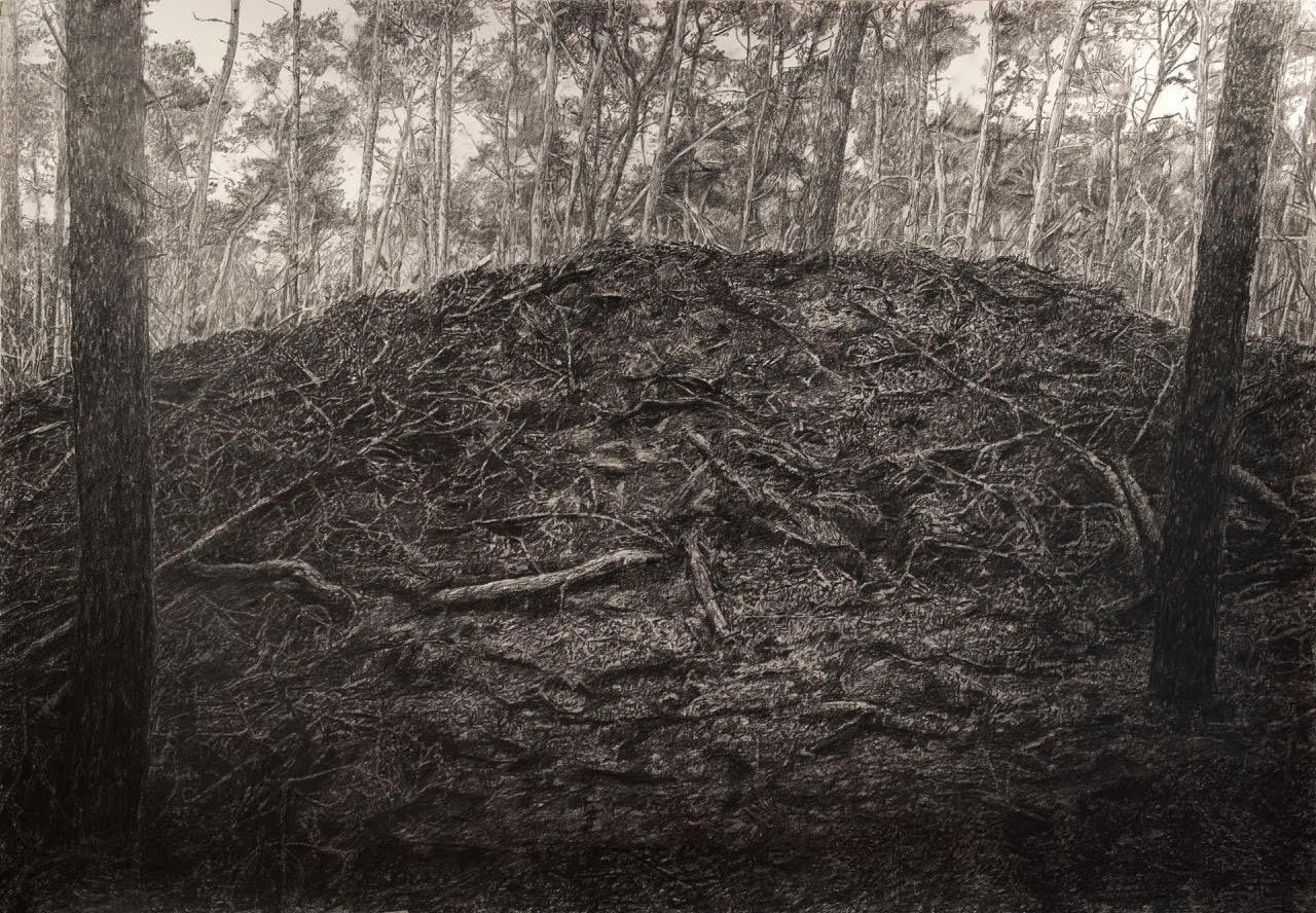 Smalhill, 100x70cm