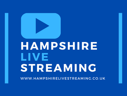 Hampshire gets dedicated live streaming website
