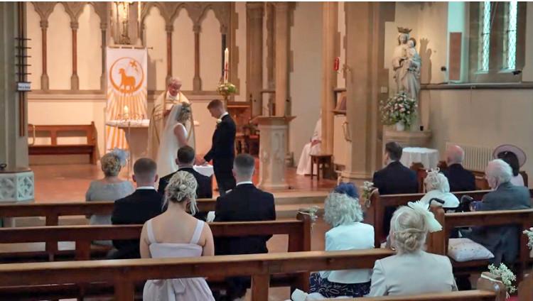 Dorset wedding live streaming service provider