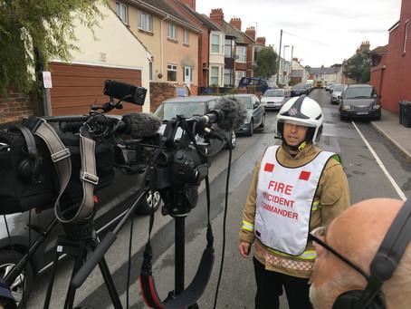 Major incident Weymouth