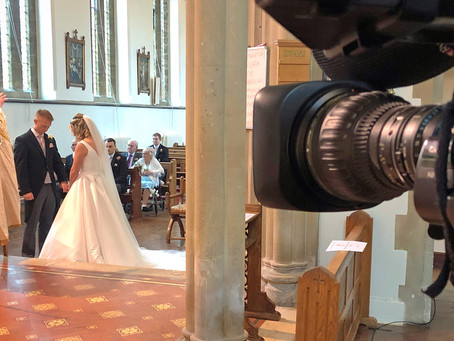 Live streaming your wedding, the new normal