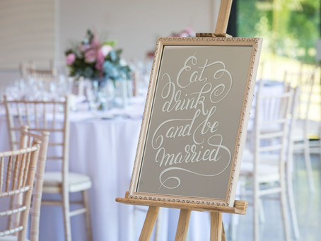 What are the rules for weddings and can I hold a reception?