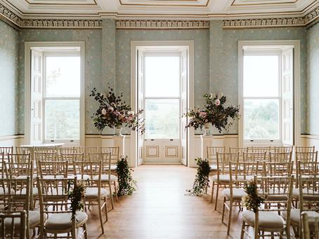 Historic Grade II Listed wedding location