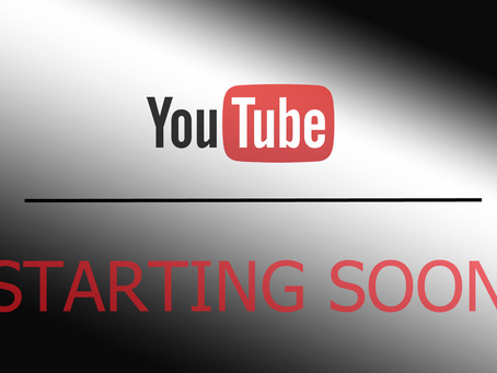 New live streaming graphic.....for funeral streaming service