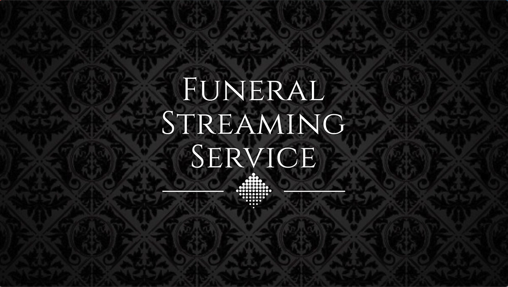 Funeral live streaming service dorset