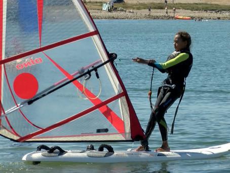 Olympic weekend brings water action