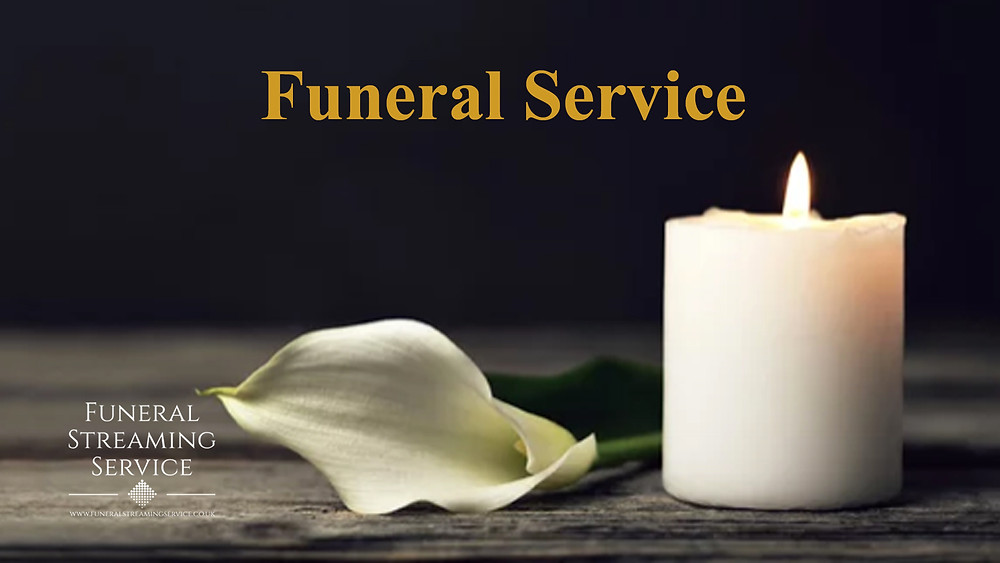 Funeral live streaming service for Dorset, Devon and Somerset