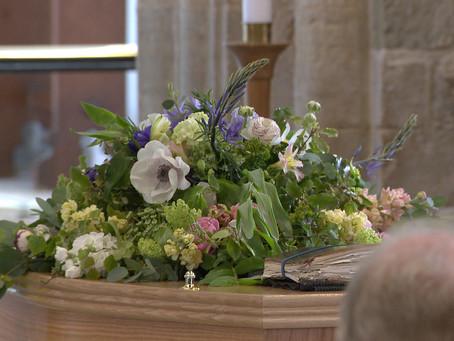 Dorset funeral...